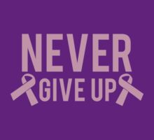 Never Give Up by DesignFactoryD