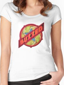 Buzzed Women's Fitted Scoop T-Shirt