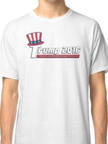 Donald Trump For President 2016 Classic T-Shirt
