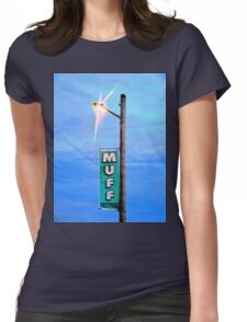 Muff, Donegal, Ireland Womens Fitted T-Shirt