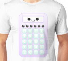 kawaii lavender calculator Unisex T-Shirt