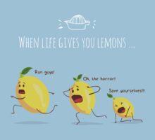 LemonAID Kids Tee