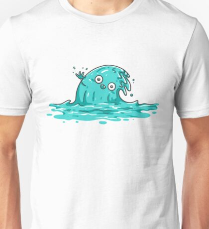 Waving Unisex T-Shirt