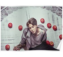 BTS - Boy Meets Evil / Park Jimin Poster