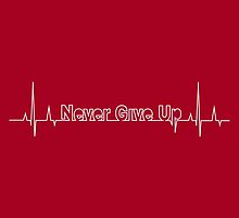 Never Give Up by Bohsky