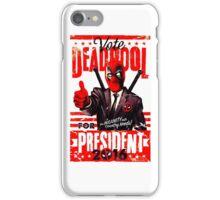 deadpool iPhone Case/Skin