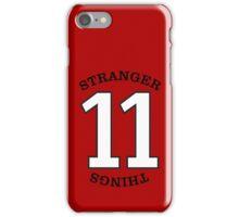 Stranger Things - 11 iPhone Case/Skin