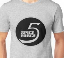 Spice Girls - Spice Force 5 Unisex T-Shirt