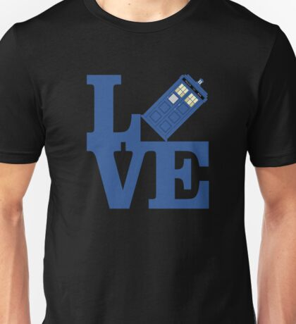 Doctor Love Unisex T-Shirt