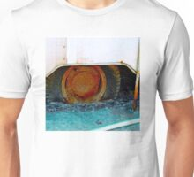 SALTON SEA TIRE Unisex T-Shirt