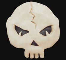 Plasticine skull Kids Tee
