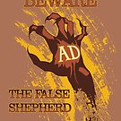 False Shepherd by SJ-Graphics