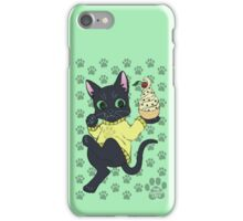 thesweatercats - lincoln snacks  iPhone Case/Skin