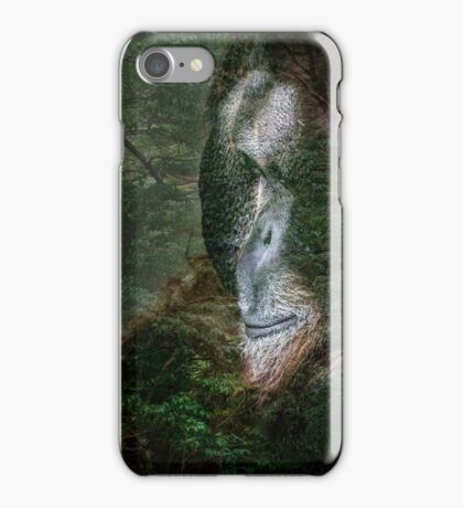 Man of the Forest iPhone Case/Skin