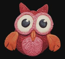 Plasticine owl Baby Tee