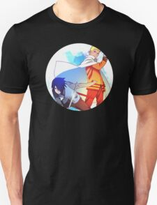 //Naruto&Sasuke #2// Unisex T-Shirt