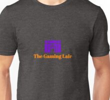 The Gaming Lair Logo Unisex T-Shirt
