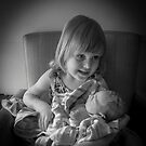 My brand new baby sister by Chris Allen