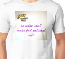 bad political art: option 2 Unisex T-Shirt