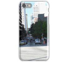 Downtown Atlanta, Georgia USA iPhone Case/Skin
