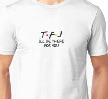 TFJ Friends  Unisex T-Shirt