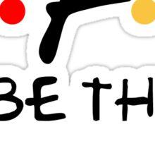 TFJ Friends  Sticker