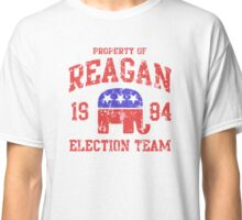 Vintage Reagan Election Team 1984 Classic T-Shirt