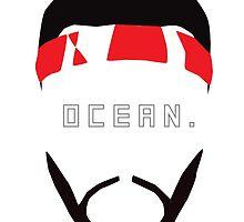 That dude named Ocean. by Ela Designs©