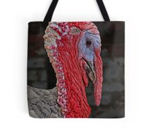 Ken Turkey Tote Bag