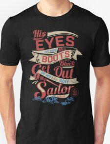 MY SAILOR IS BACK T-Shirt