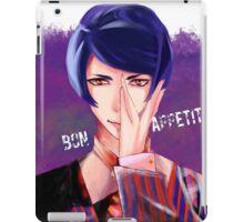 Tokyo ghoul-Gourmet iPad Case/Skin