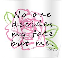 My Fate is My Own Poster