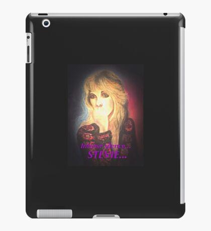Intense Silence iPad Case/Skin