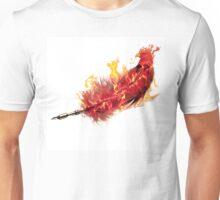 Phoenix - Feather Unisex T-Shirt