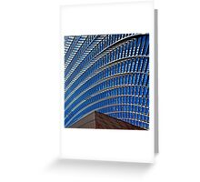 Sweeping arches Greeting Card