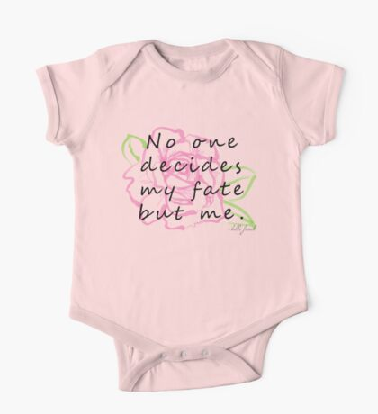 My Fate is My Own One Piece - Short Sleeve