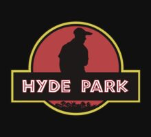 Hyde Park by icedtees
