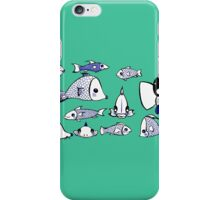 Fish #1 iPhone Case/Skin