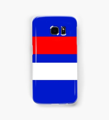 AFL Grand Final 2016: Western Bulldogs Samsung Galaxy Case/Skin