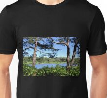 At the Edge of the Lagoon Unisex T-Shirt