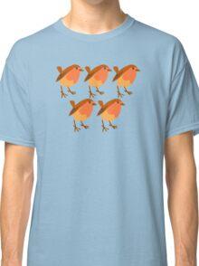 5 sweet little birds Classic T-Shirt