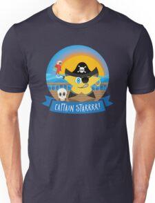 Aye Aye Captain Starrrr! Unisex T-Shirt