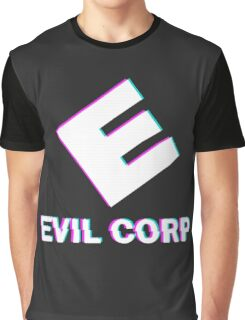 E Corp Graphic T-Shirt