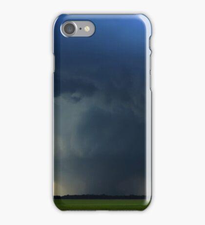 Large Wedge Tornado iPhone Case/Skin