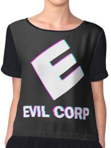 E Corp Chiffon Top