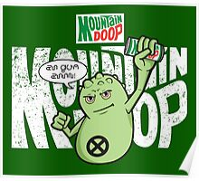Mountain Doop Poster