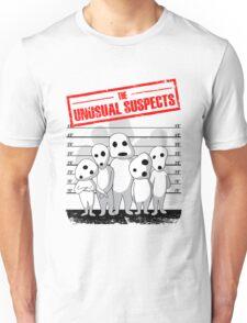 The Unusual Kodama - Princess Mononoke Unisex T-Shirt