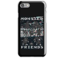 Monster Friends iPhone Case/Skin