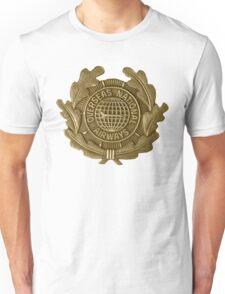 Vintage Airline Badge Unisex T-Shirt