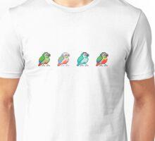 Pixel Parrots Unisex T-Shirt